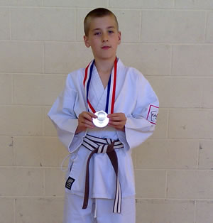 Jae - 2007 Nationals Ippon Kumite Silver Medal